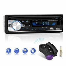 Radio de coche Bluetooth Manos Libres, cenxiny estéreos 1 DIN coche con USB y MP3
