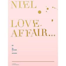 TEEN TOP NIEL - [LOVE AFFAIR] 2nd Mini Album CD+Photo Book+Card K-POP SEALED