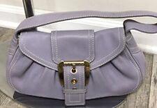 Authentic Celine Lilac Small Shoulder Bag