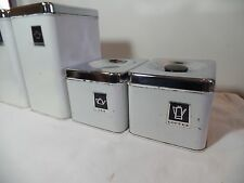 Vintage Canister Set Made in the U.S.A.
