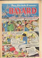 JOURNAL BAYARD LOT 25 NUMEROS  ANNEE 1957