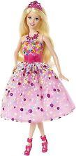 NRFB Poupée doll Barbie Joyeux anniversaire CFF47
