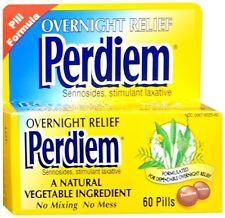 Perdiem Pills Overnight Relief 60 Each