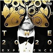 Justin Timberlake - The 20/20 Experience - 2 of 2 (2013)  Deluxe 2CD  NEW/SEALED