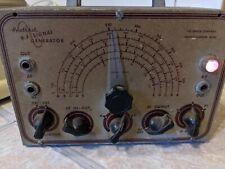 Heathkit Rf Signal Generator Model Sg 6 Benton Harbor Michigan Vintage Tool
