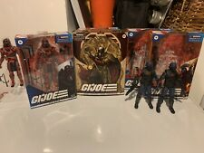 gi joe classified cobra island trooper Lot