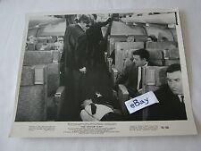 1969 THE SICILIAN CLAN Alain Delon Lino Ventura Movie Press Photo 8 x 10 A