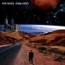 Nick Nicely : Sleep Safari CD (2017) ***NEW***