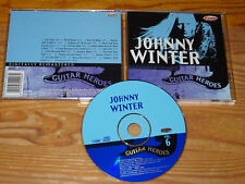 JOHNNY WINTER - GUITAR HEROES VOL. 6 / ZOUNDS REMASTERED-CD 2000 (MINT-)