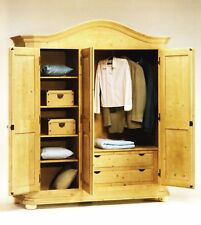 Armadi in legno massello per la casa acquisti online su ebay for Acquisti online casa