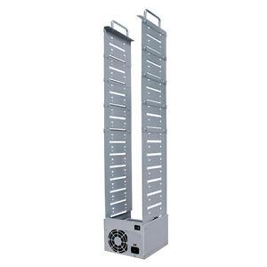 Naked Case 15 Bay ( 13 Burner ) SATA CD DVD Duplicator Enclosure Case Replicator