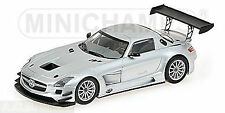 Mercedes Benz SLS AMG GT3 Street silber silver metallic 1:43 Ed. 720 pcs.