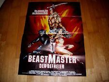 Kinoplakat:  Beast Master- der Befreier  MARC SINGER+TANYA ROBERTS
