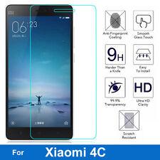 for Tempered Glass For Xiaomi Mi 4C Dual Sim mi4c m4C mi-4C Lcd Screen Protector