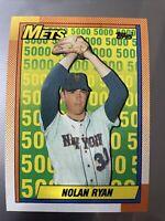 1990 Topps  Mets Nolan Ryan #2 Brand New