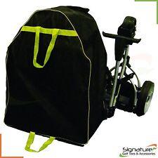 Heavy duty grand chariot golf électrique stockage sac de transport-voiture couvercle étanche