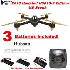Hubsan H501SS X4 Drone FPV GPS 1080P HD Follow Me Brushless RC Quadcopter RTF