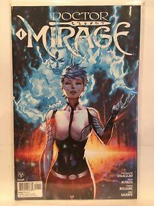 Doctor Mirage (2019) #1 NM- 1st Print Valiant Comics