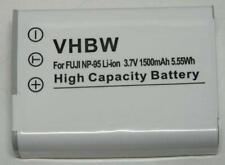 Replacement Fuji NP-95 1500mAh Battery for FinePix F30 F31fd Ricoh DB-90 GXR-A12