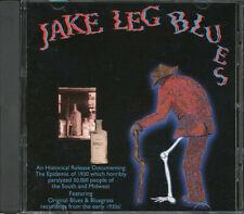 Ray Brothers, Willie Lofton - Jake Leg Blues CD  NEW  /  SEALED
