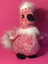 Webkinz Virtual Pet Plush - CHERRY BLOSSOM BIRD - New w/Unused Code Tag