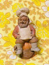Skinny Gnome Tom Clark ~ Cooking Chef ~ Cairn Studio #74 (1995) 067