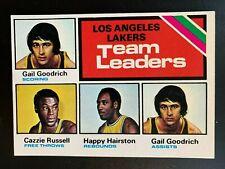 YOU PICK - 1975 TOPPS BASKETBALL - YOU PICK #111 - #220 VG to MT good