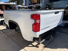 2020 Chevy Silverado 6.6' HD Short Bed Pickup Box ,Truck Bed , White , LT