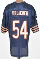 NFL CHICAGO BEARS AMERICAN FOOTBALL SHIRT JERSEY #54 URLACHER REEBOK SIZE L
