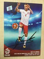 Autogramm IGOR LEWCZUK-Nationalteam POLEN-Ex-Gir.Bordeaux/Legia Warszawa-AK