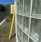 Post Modern Vintage Think Big! NYC Yellow Toothrush Pop Art Wall Sculpture 5.5FT