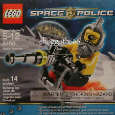 LEGO 8400 SPACE POLICE SPACE SPEEDER SNAKE CYCLOPS ALIEN NEW SEALED SET