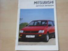 52720) Mitsubishi Space Wagon Prospekt 199ß
