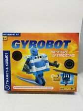 Thames & Kosmos - Gyrobot Kit The science of gyroscopes build 7 gyro... NEW
