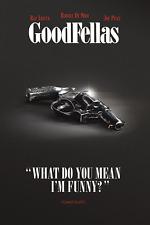 Goodfellas Movie Poster 12x18