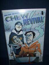 Chew Revival #1 Image comics NM with Bag and Board