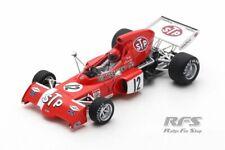 March 721X Ford STP  Niki Lauda  Formel 1 GP Belgien 1972  1:43 Spark 7165 NEU