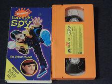 Harriet the Spy + Ren & Stimpy+ Pete & Pete + RUGRATS (VHS x 3) '90s NICK - LOT)