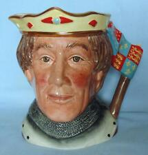 ROYAL DOULTON LARGE CHARACTER JUG HENRY V D6671 SHAKESPEAREAN COLLECTION