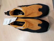 Surf- und Badeschuhe Water Shoe von Beco schwarz/orange Wassersport