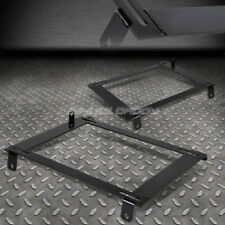 For 02-06 Acura Rsx Dc5 Pair Low Mount Racing/Bucket Seat Tensile Steel Bracket (Fits: Acura)