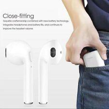 New listing White i7s Wireless Headphones Bluetooth 5.0 Earphones - Brand new