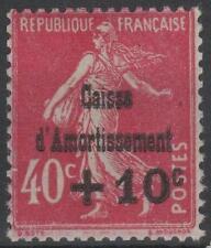 "FRANCE STAMP TIMBRE N° 266 "" SEMEUSE 40c 4ème SERIE C.A.1930 "" NEUF xx TTB M740"