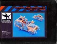 Blackdog Models 1/35 LAND ROVER DEFENDER WOLF Resin Detail Set