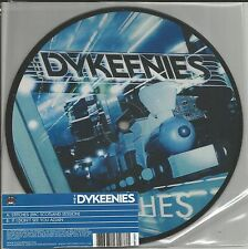 DYKEENIES Stitches SESSION & UNRELEASED PICTURE DISC UK 7 INCH Vinyl USA Seller