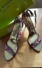 Ted Baker Textile Stiletto Shoes for Women