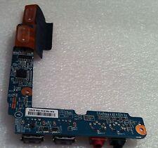 Scheda USB AUDIO board card per SONY VAIO VGN-FZ31Z - PCG-3A1M  cavo flat