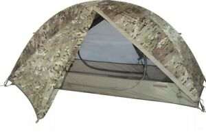 Multicam Litefighter 1 tent New Complete