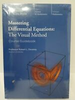 Teaching Co Great Courses DVDs  MASTERING DIFFERENTIAL EQUATIONS    new & sealed