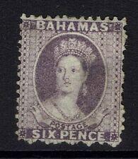 Bahamas SG# 30, Mint No Gum, sm center thin, Papermaker Watermark -  Lot 120416